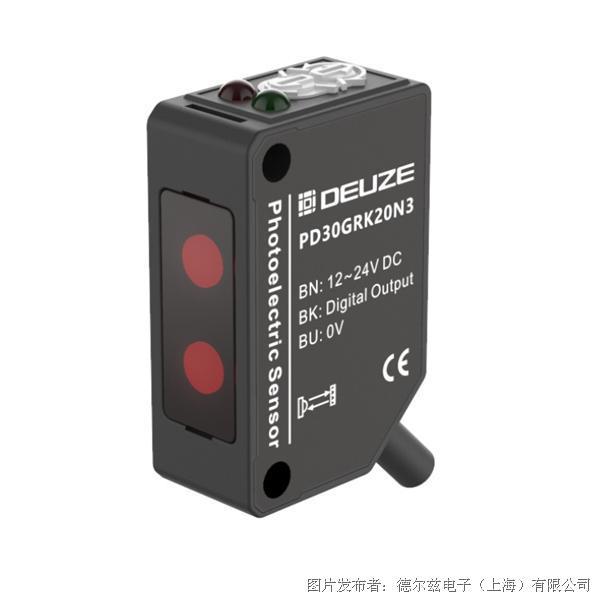 德爾茲DEUZE   放大器內置型透明物檢測光電傳感器
