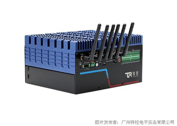 5G高性能无风扇工控机MEC-T1764