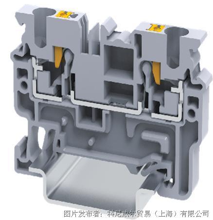小空间,大电流,快接线—CP系列直插式接线端子