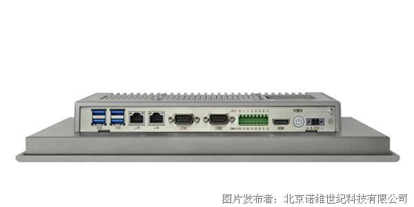 蘭州諾維工控最新推出12.1寸工業顯示器 NPM-5121G