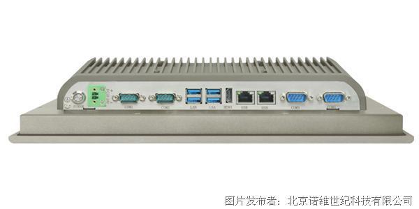 西安諾維工控推出i5系列12.1寸工業平板電腦 NPC-5121GT-7200