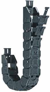 易格斯 拉鏈式拖鏈-09系列