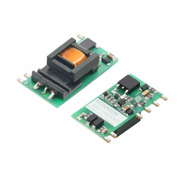 超宽超高输入电压范围AC/DC电源模块——LS05-26BxxR3系列
