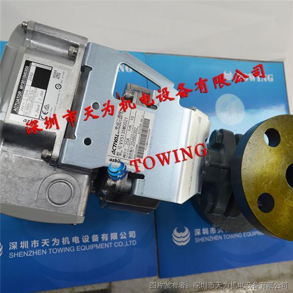 山武azbil弹簧复位型执行器VY5135M0021