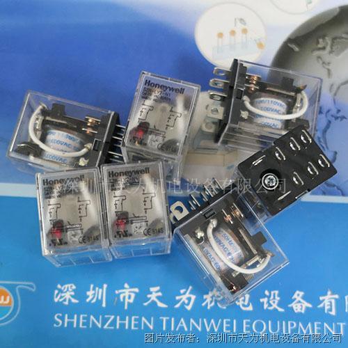霍尼韋爾Honeywell 繼電器SZR-LY2-N1