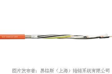 易格斯  CF897系列伺服电缆