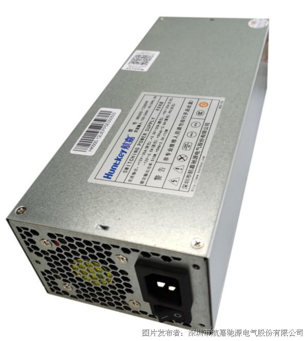 航嘉HK600-12UEPP 2U 500W工控电源