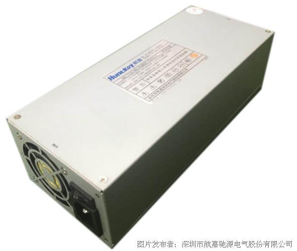 航嘉HK700-12UEPA 2U 600W工控電源