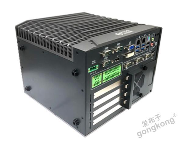 海川智能HES-6824無風扇嵌入式整機