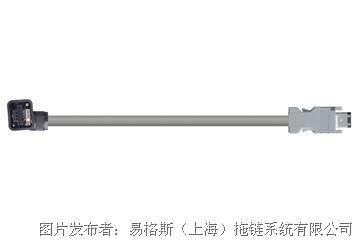 易格斯 类似于Mitsubishi的预装配电缆