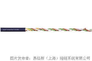 易格斯 高柔性數據電纜-CF298