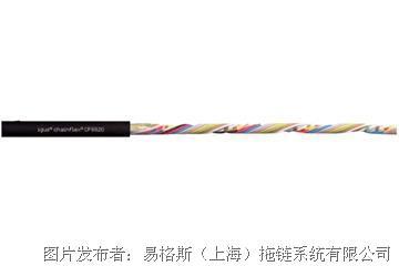 易格斯 高柔性數據電纜 - CF8820