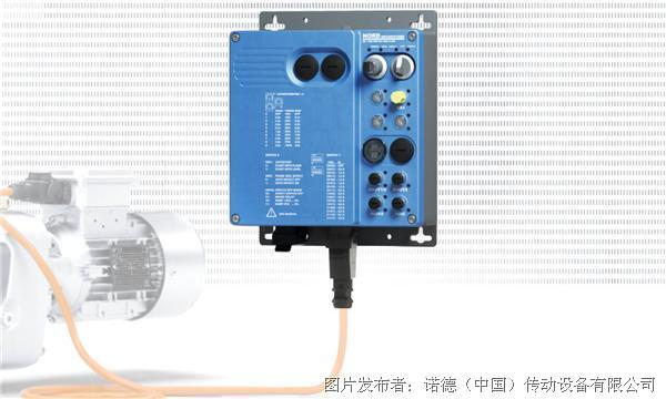 诺德NORDAC LINK - SK 155E - 软启动器