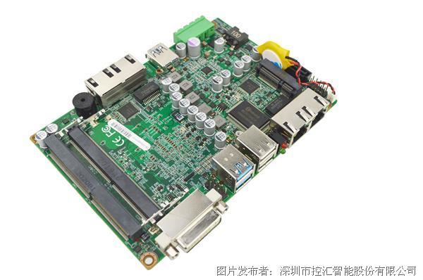 控汇智能 EP-3389嵌入式主板