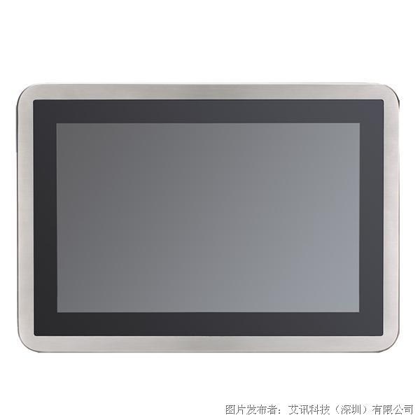 艾訊科技不銹鋼觸控平板電腦GOT815W-511與GOT812W-511
