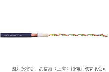 易格斯 高柔性數據電纜-CF299