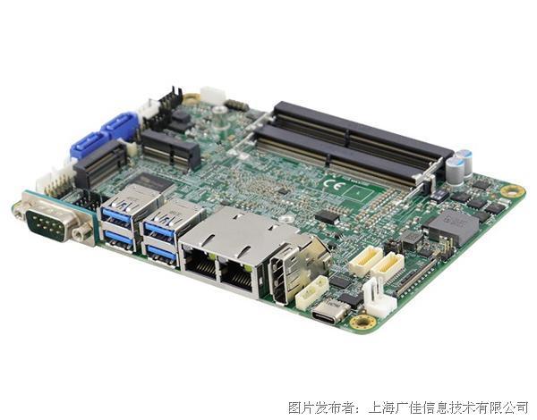 """廣積科技 3.5"""" SBC單板電腦IB919"""