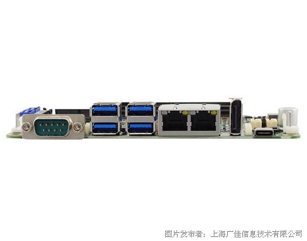 """广积科技 3.5"""" SBC单板电脑IB919"""