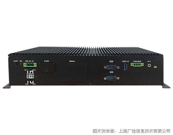 廣佳信息MPT-1000V E-mark認證 與冗余WWAN車載控制器