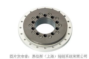 易格斯 iglidur® 回轉環軸承,PRT-01系列,符合FDA標準
