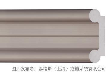 易格斯 drylin® W 直線滑動軸承雙軌 WS