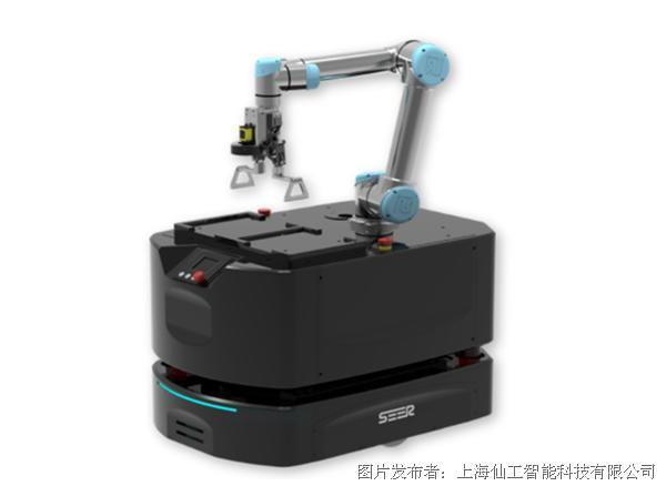 仙工智能 基于 AMB 的復合機器人