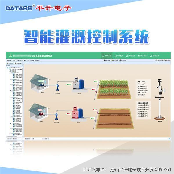 平升電子 灌區綜合管理平臺