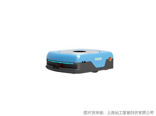 仙工智能 激光SLAM旋转顶升式搬运机器人SJV-SW500