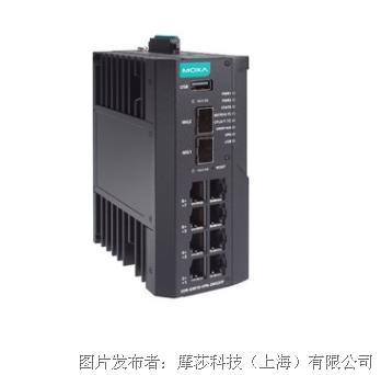 摩莎科技 EDR-G9010 系列 安全路由器