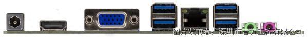 吉方新品:GM-N5105D16-UHL 工业控制主板