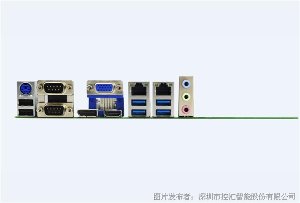控匯股份EAMB-1592嵌入式主板
