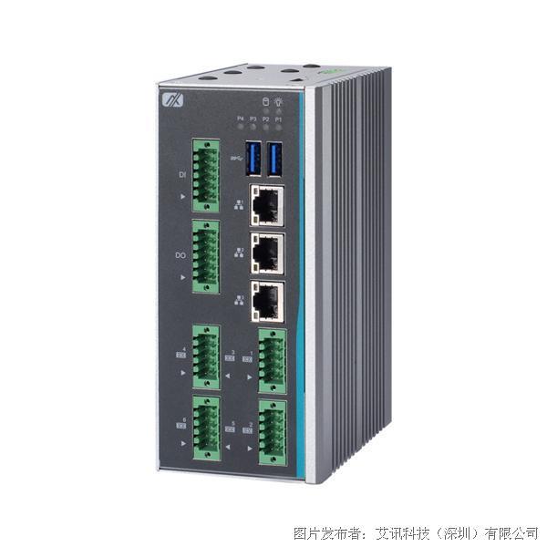 艾訊科技 防爆無風扇網關ICO300-83M