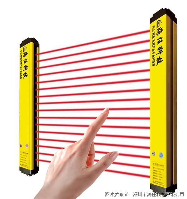 海任科技 E3A系列光電保護裝置
