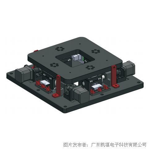 凯福电子YK-XXY-250对位平台_UVW对位平台_视觉对位平台