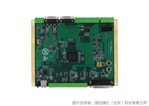 国控精仪USB-6417轮询单端模拟量采集卡