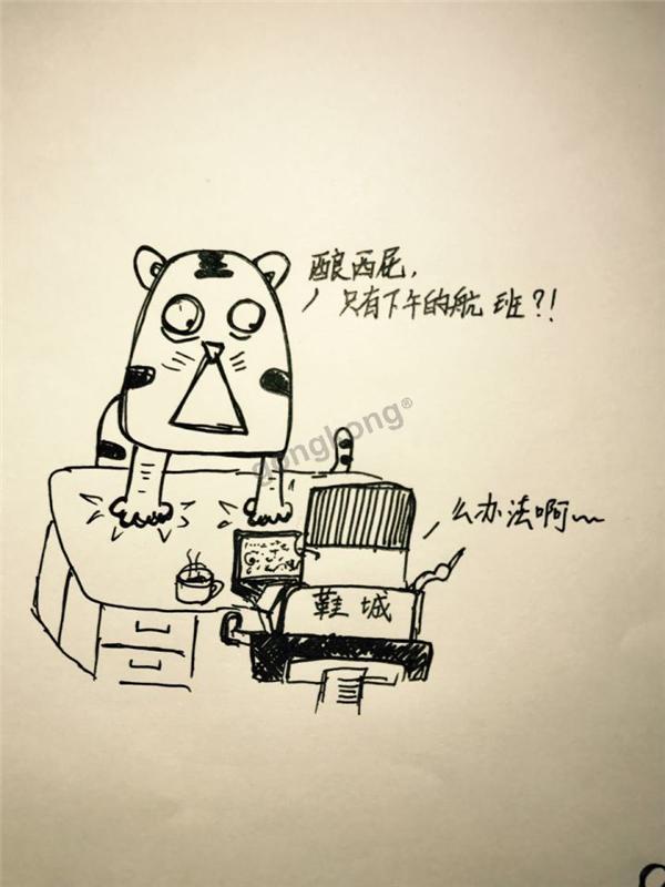 虎哥是一名机器人工程师,出差囧记  第4张