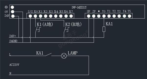 2地控制一盏灯线路图.jpg