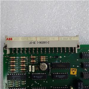 GE FANUC  IC3600A0AC1F