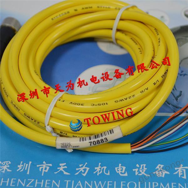 美国邦纳BANNER电缆线QDE-815D