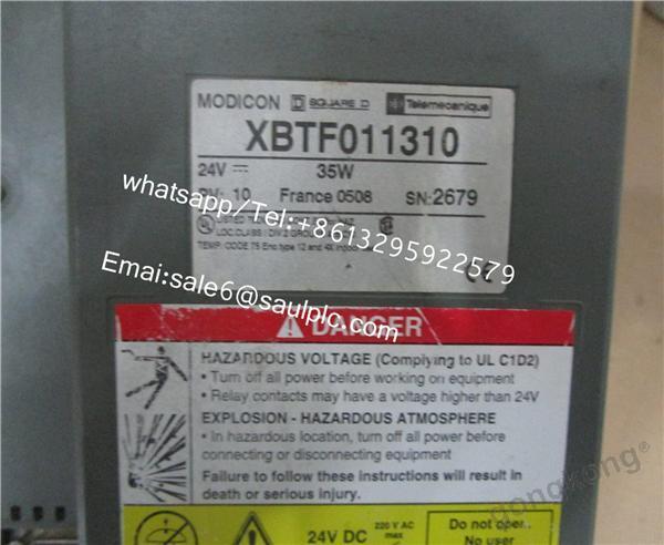 Schneider XBTF011310