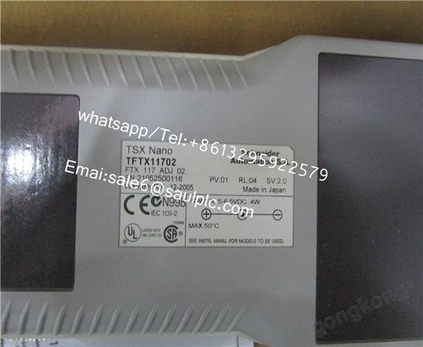 SCHNEIDER TFTX11702