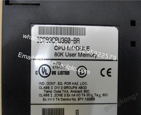 GE IC693CPU360  BA