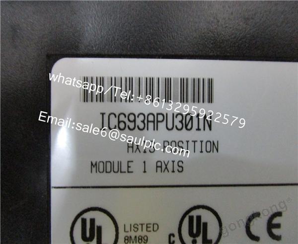 GE IC693APU301  n
