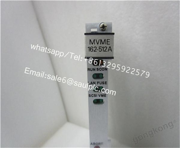 MOTOROLA  MVME162-512A 10000