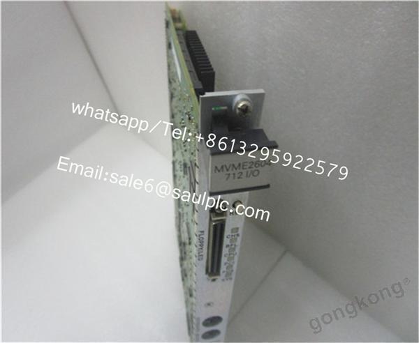 MOTOROLA  MVME2604-712I-O