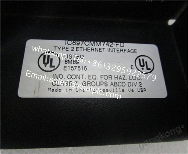 GE IC697CMM742 2800
