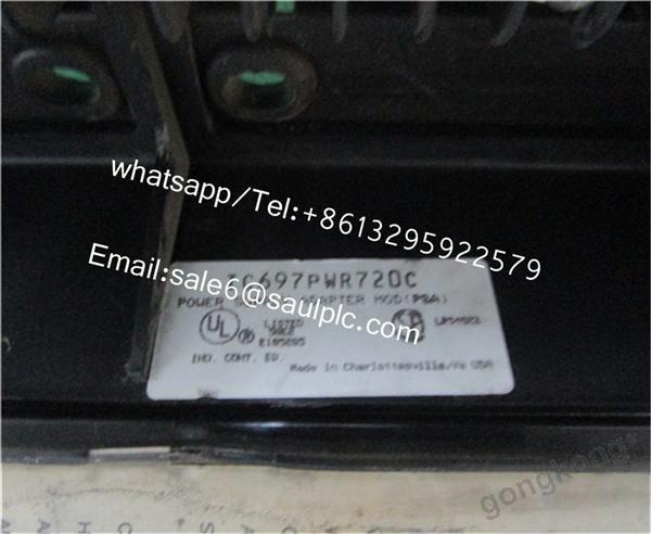 GE IC697PWR720 2800