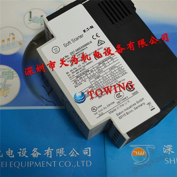 美国伊顿ETN-穆勒Moeller软起动器DS7-340SX009N0-N