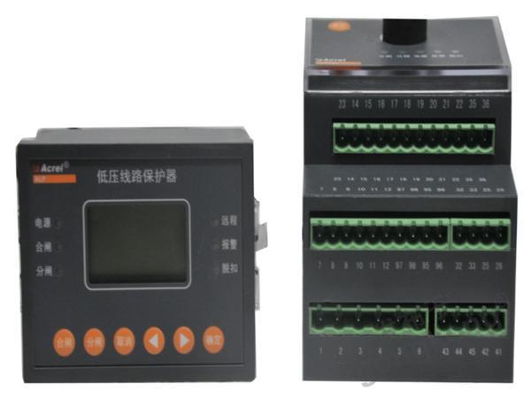 安科瑞智能保护装置ALP320-1/M嵌入式低压线路保护器厂家直销
