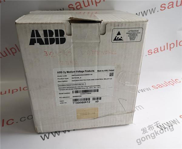 ABB 07KT92 GJR5250500R3902